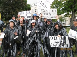 Fossil Fuel Zombies