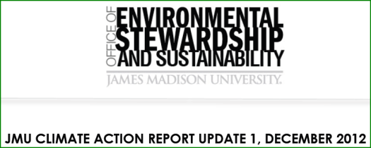 JMU Climate Action Report