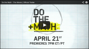 Do The Math film trailer