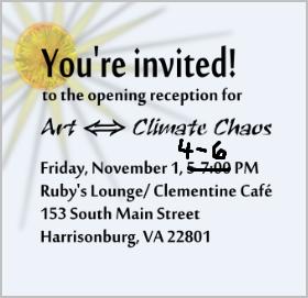 exhibit invitation