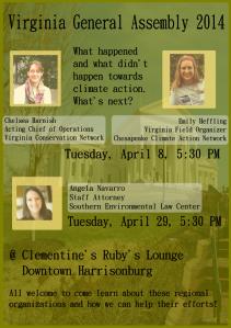 April forums