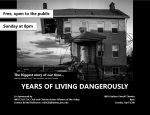 Years of Living Dangerously poster.700