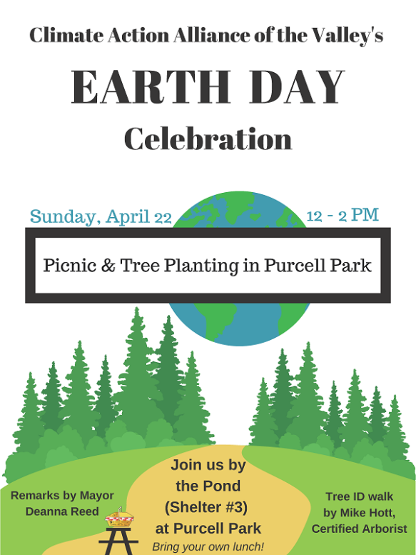 CAAV's EARTH DAY CELEBRATION.600